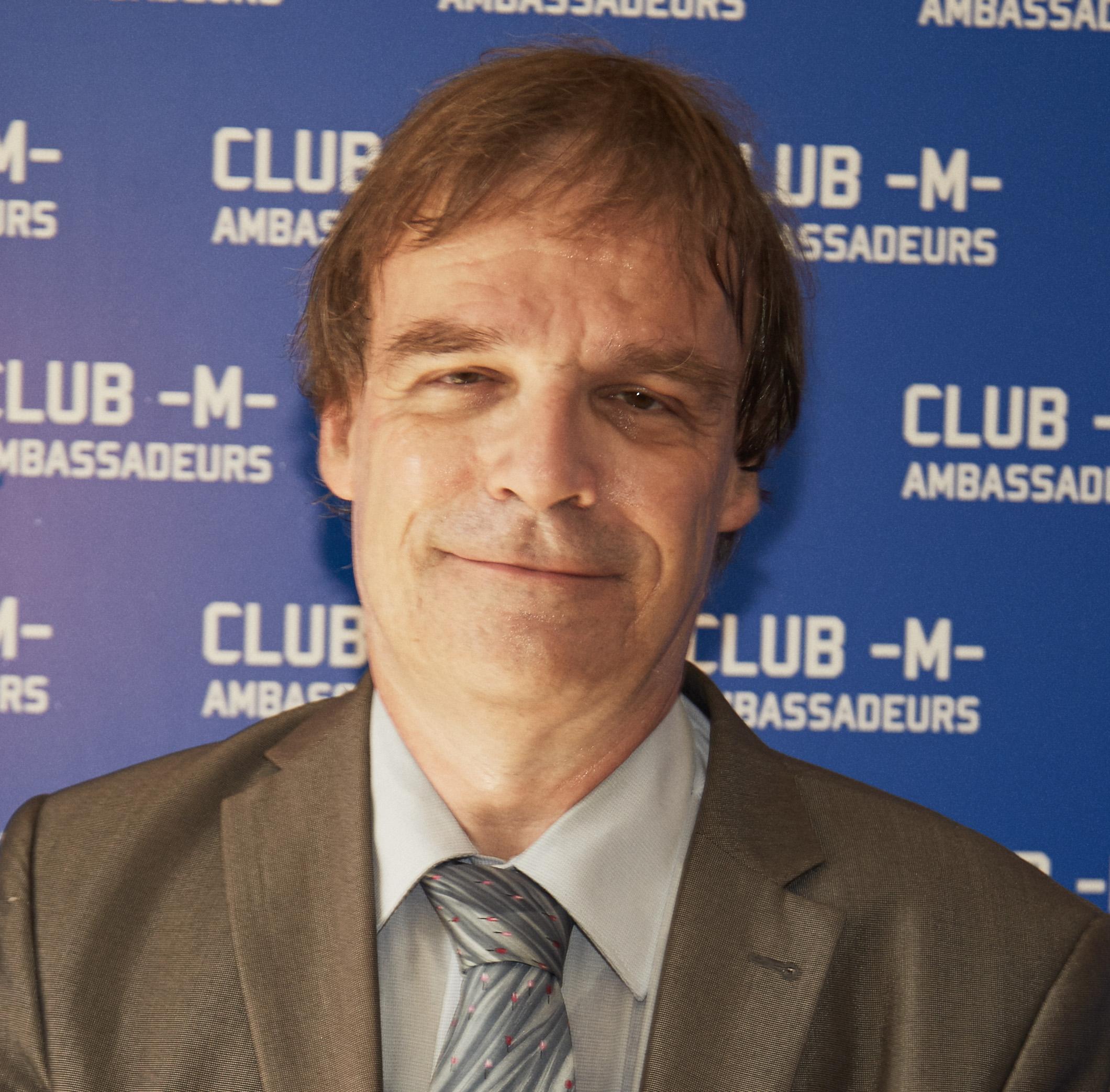 Prof. Philippe Knauth